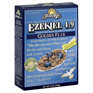 Ezekiel 4:9 Golden Flax
