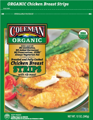 Coleman Organic Chicken