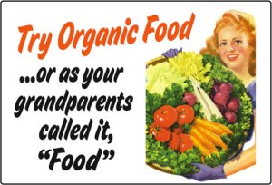Organic Food Grandparents