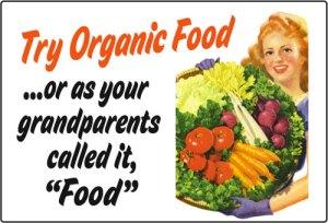 Organic Food Grandparents