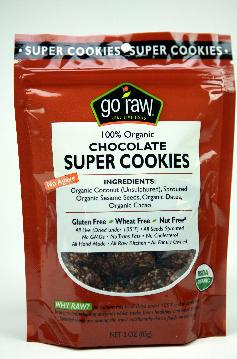 Chocolate Super Cookies