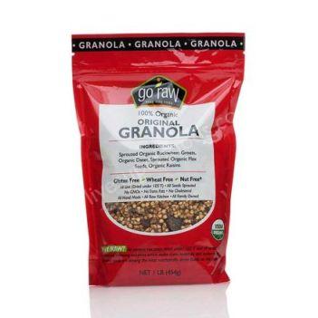 Go Raw Granola