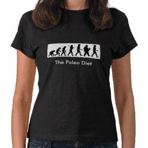 Paleo Diet T Shirt