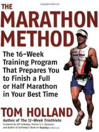 Tom Holland Marathon Method